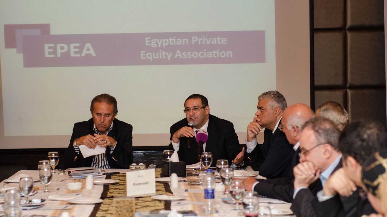 EPEA Sohour welcoming his excellency Mr. Ashraf Salman – Minister of Investment